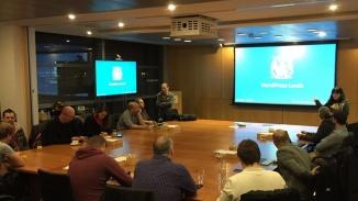 Speaking at WordPress Leeds meet-up