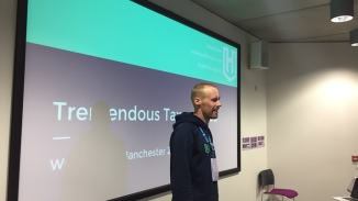 Speaking at WordPress Manchester 2017 about taxonomies
